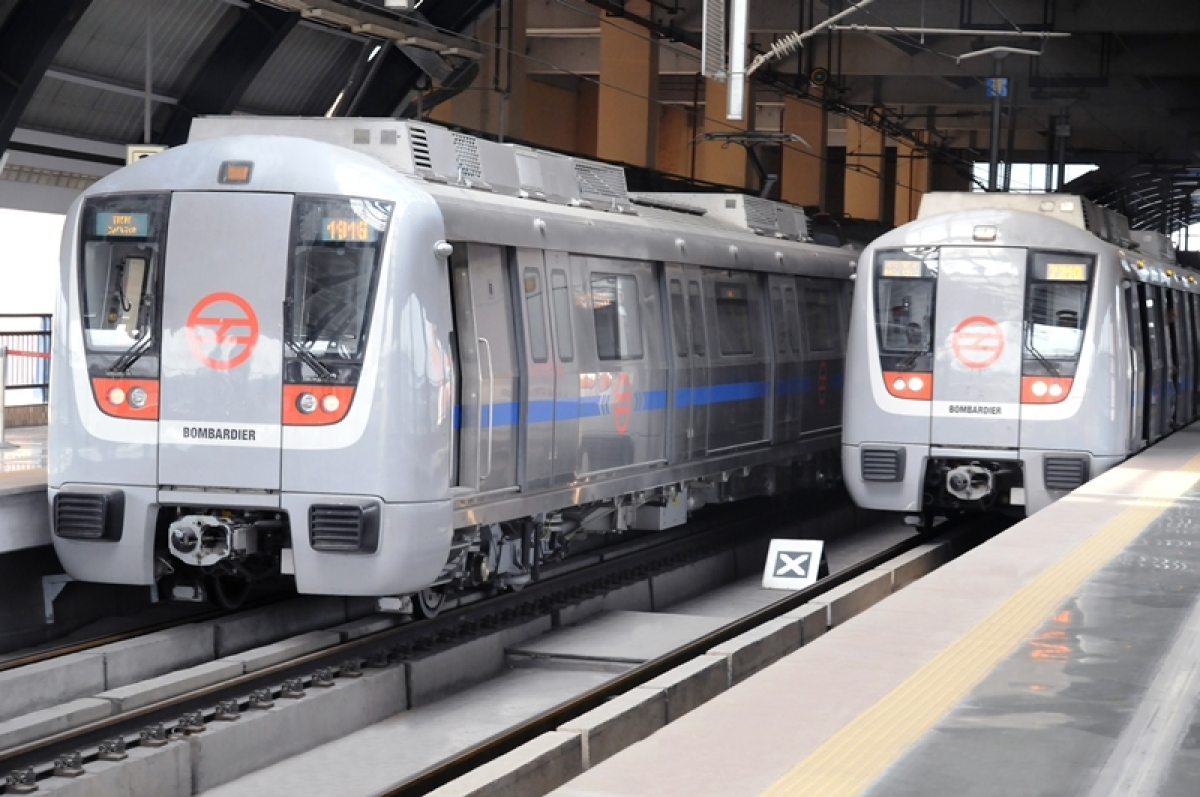 Bombardier: From rail to metro in India