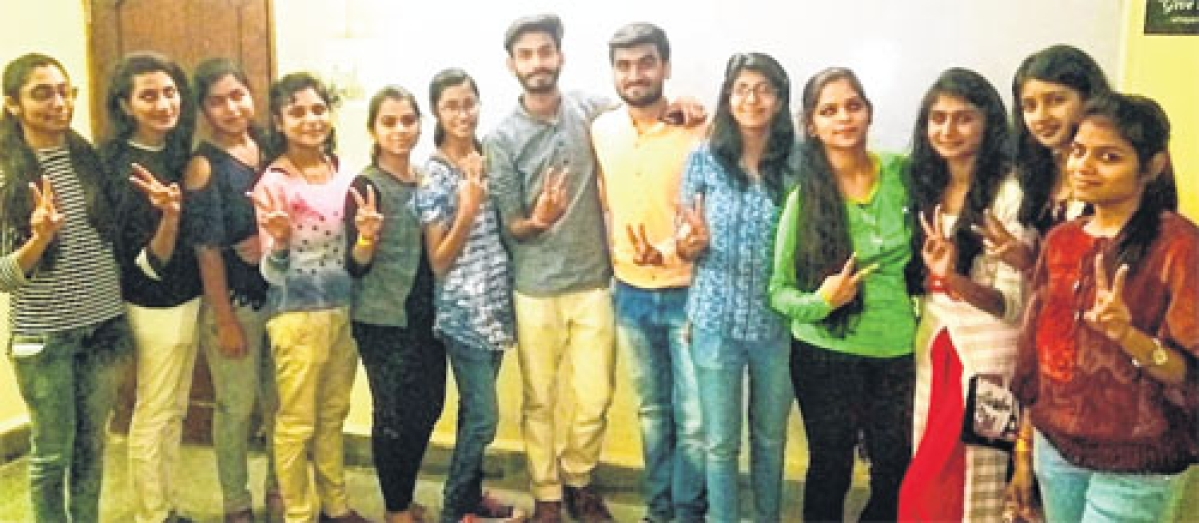 Ujjain: Three city students get top ranks in CS foundation exams