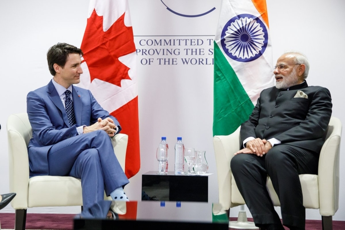 Financing India: Why should Canada invest in India?