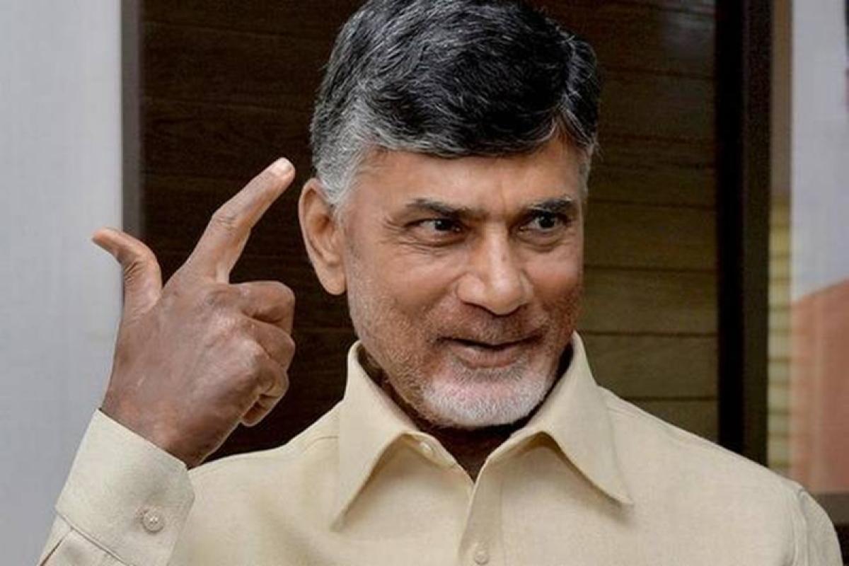 Andhra CM Chandrababu Naidu inaugurates 'Anna Canteen', meals for Rs 5
