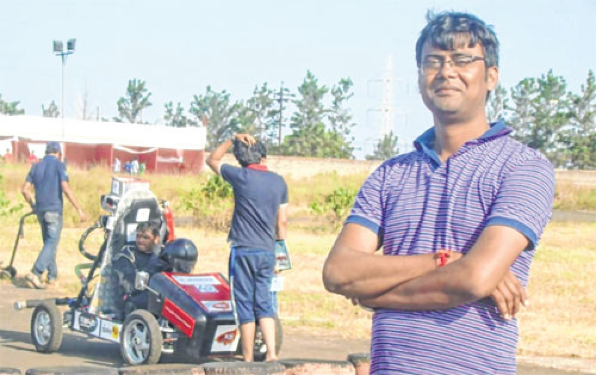 Indore: City Professor nominated for Leaders in Innovation Fellowship (LIF) Programme
