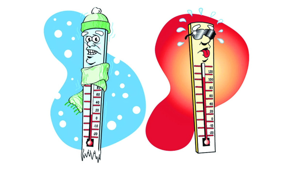 Temperature fluctuations in Mumbai causes respiratory illness and viral infections