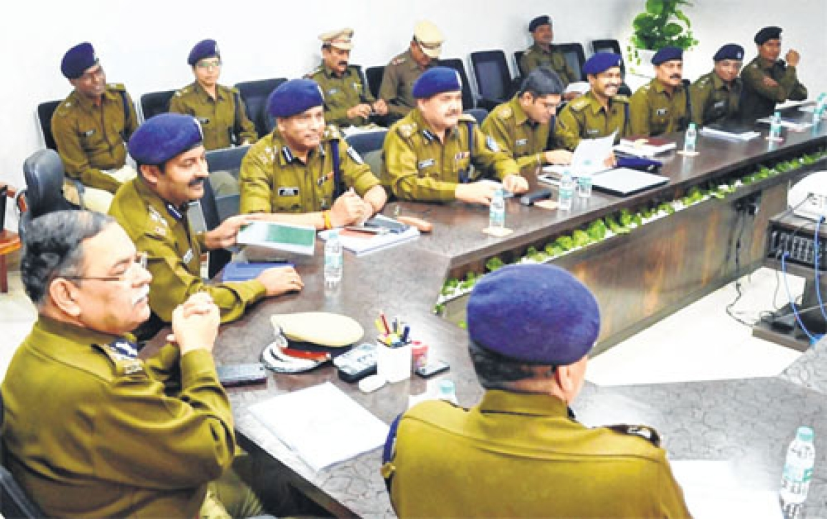 Cyber crime biggest challenge for police: DGP Rishi Kumar