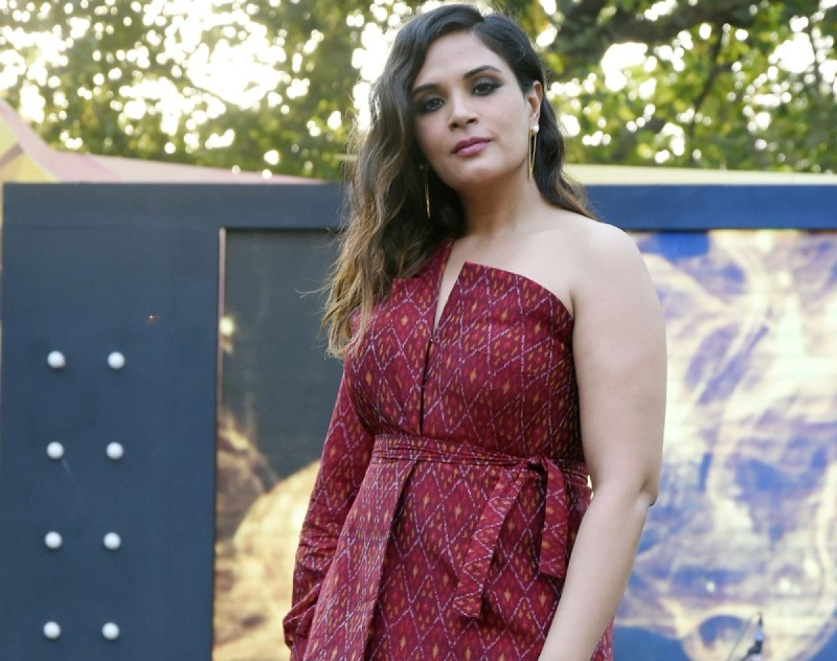 Richa Chadha likes actors who improvise