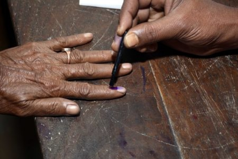 Amid tight security, 2nd phase of Jammu and Kashmir Panchayat polls begin