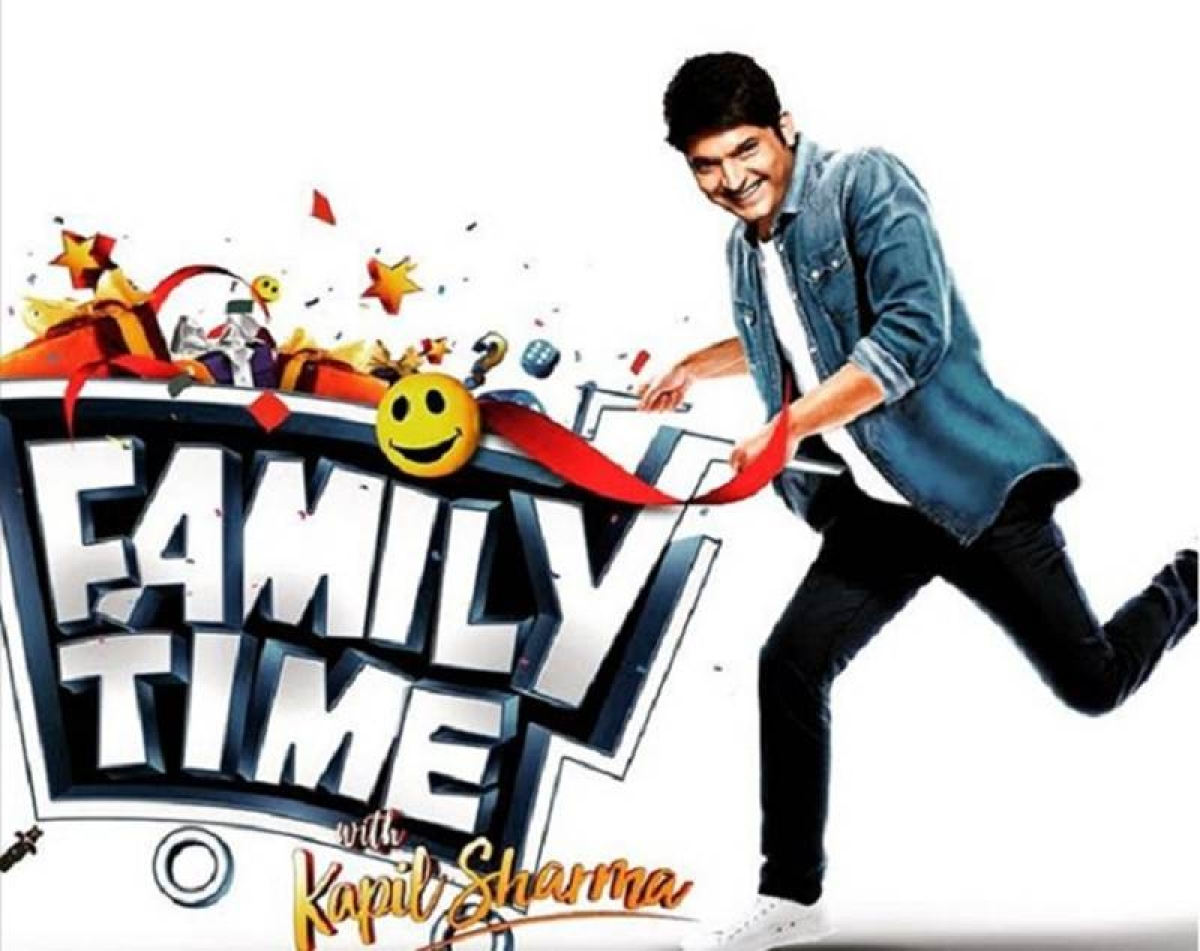 Family time with Kapil Sharma: Here's when the new show will go on air