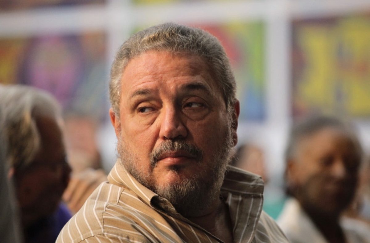 Fidel Castro's son commits suicide, he was being treated for depression