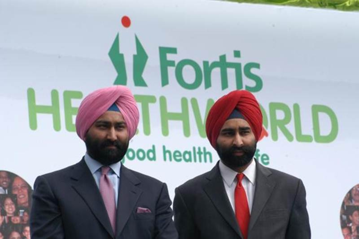 Fortis Healthcare promoters Malvinder, Shivinder Singh resign from board