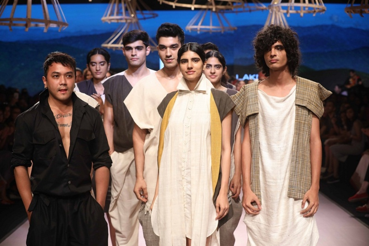 LFW 2018 Day 2: Northeast designers call for material, livelihood schemes