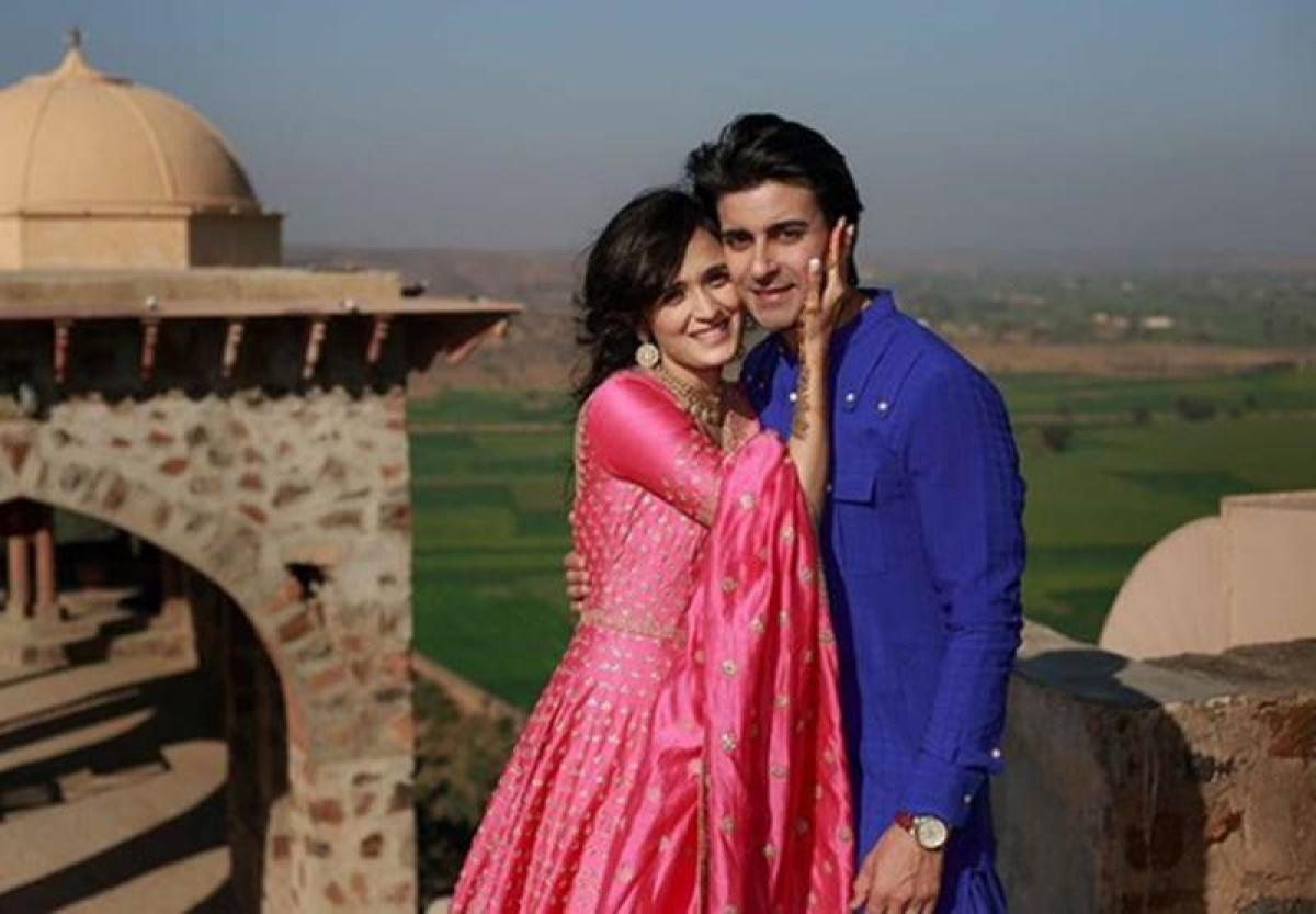 Gautam Rode and Pankhuri Awasthy Wedding Updates: Check out pre-wedding ritual pictures of 'GAURI'