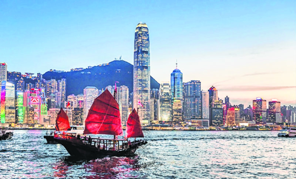 It's all about location, says Hong Kong