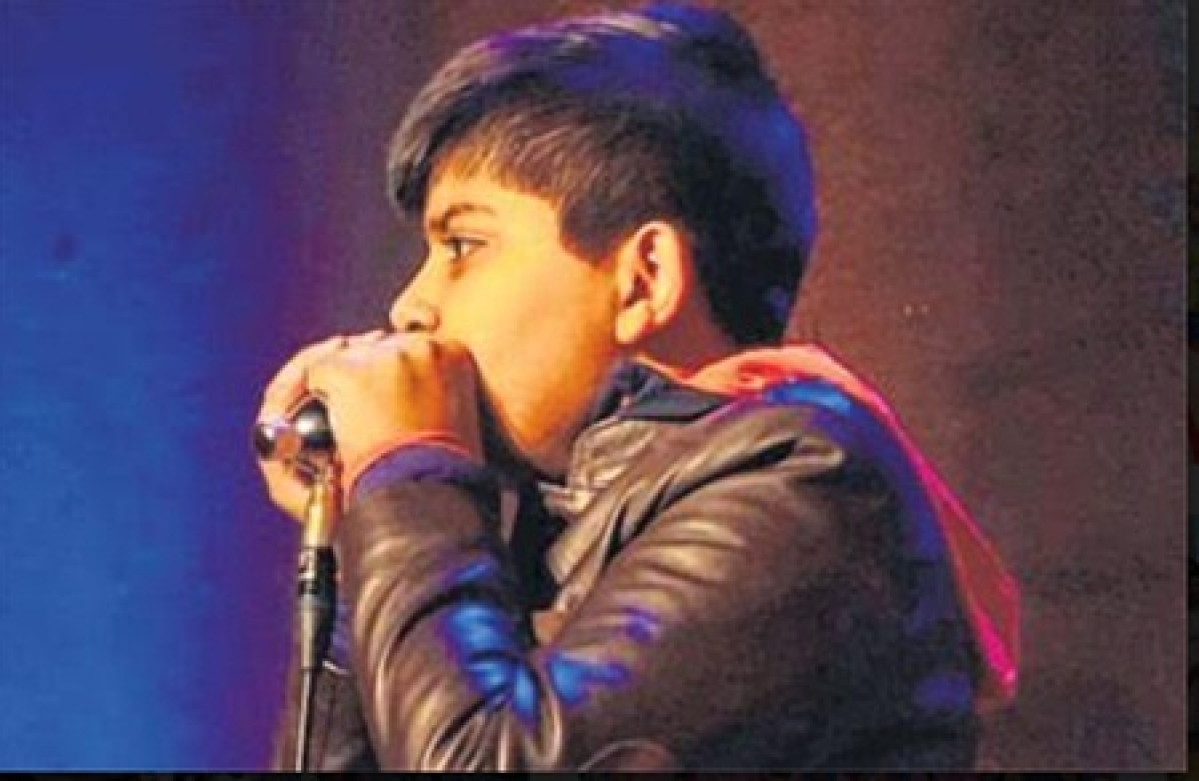 Human Dynamo: 12-yr-old prodigy Rohan brings laurels to Indore