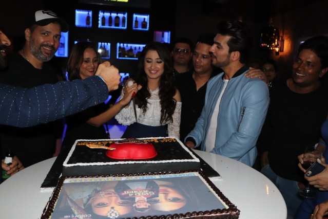 In Pictures: 'Ishq Mein Marjawan' stars Arjun Bijlani and Aalisha
