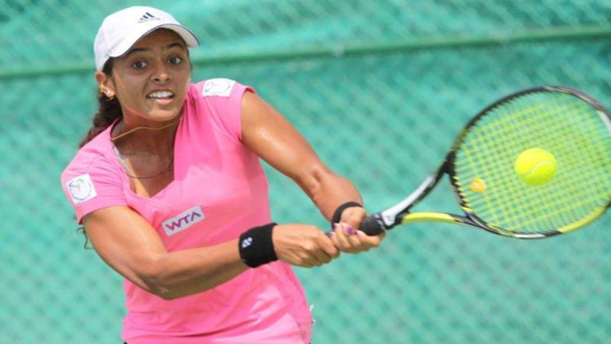 Fed Cup 2018: Ankita Raina, Karman seal India's win over Hong Kong