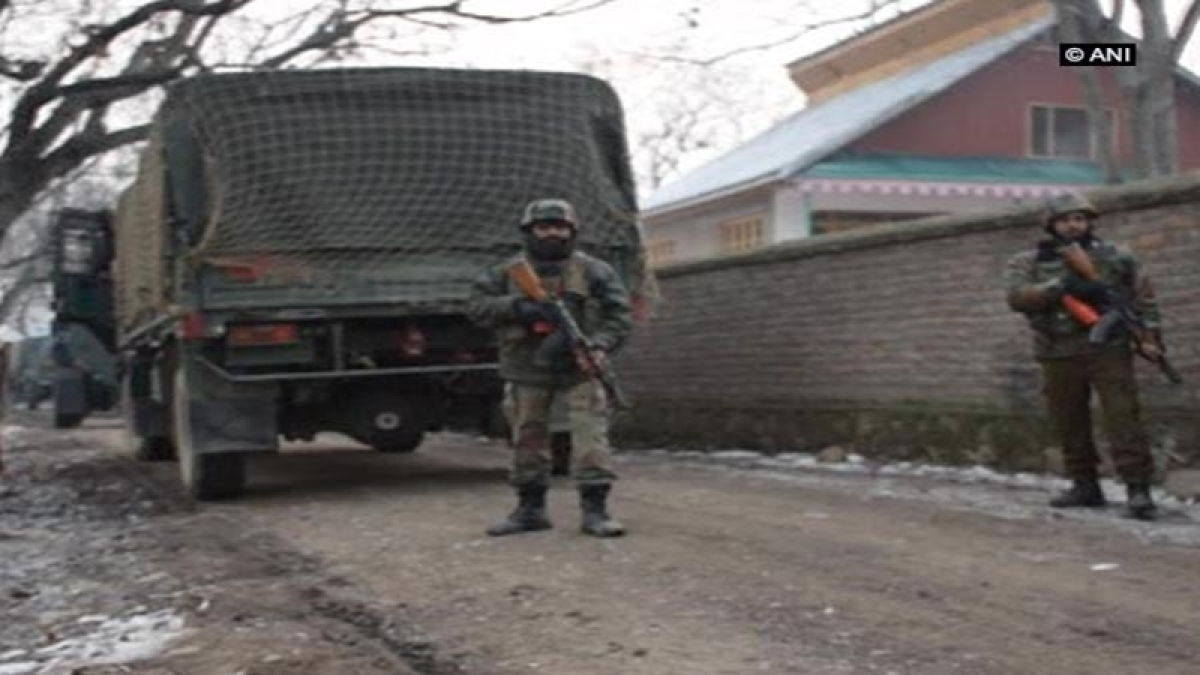 Jammu and Kashmir: Search operation launched after suspicious movement in Samba