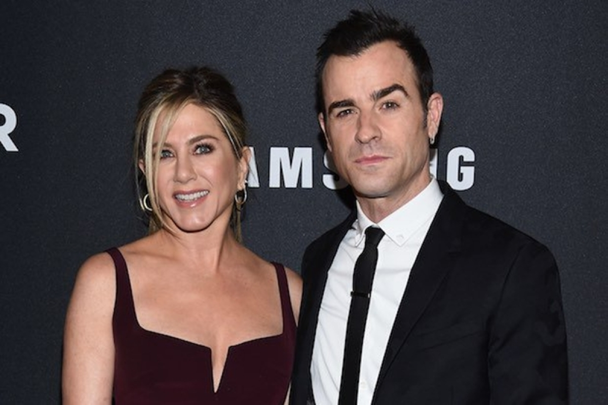 Jennifer Aniston and Justin Theroux announce separation after two and half years of marriage