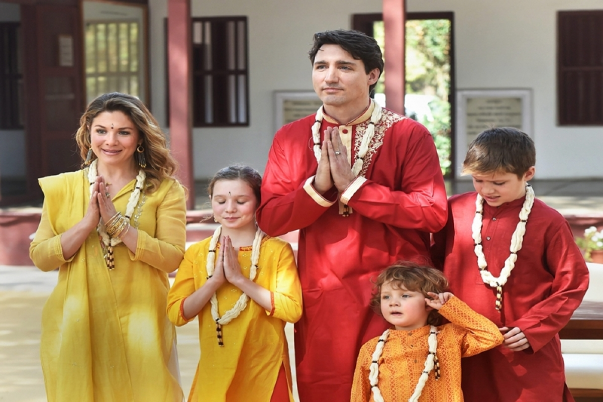 7 things that make us believe Canadian PM Justin Trudeau is Indian by heart!