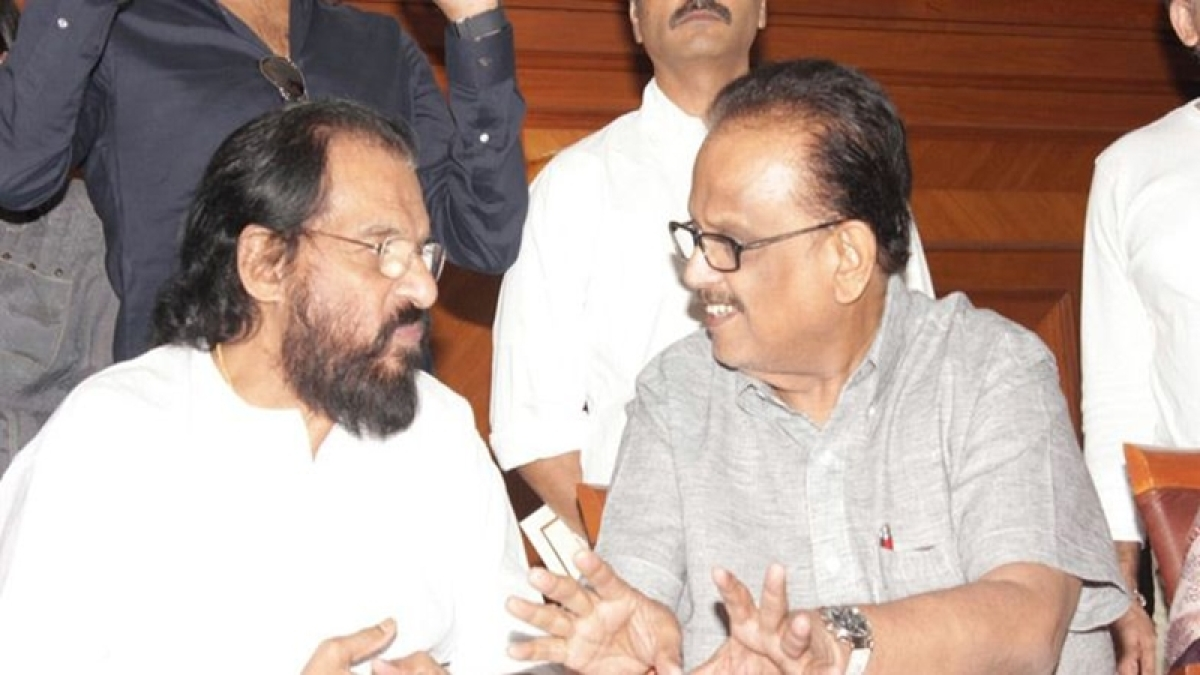 Voice of Rajinikanth and Mammootty, KJ Yesudas and SP Balasubrahmanyam, back together after 27 years