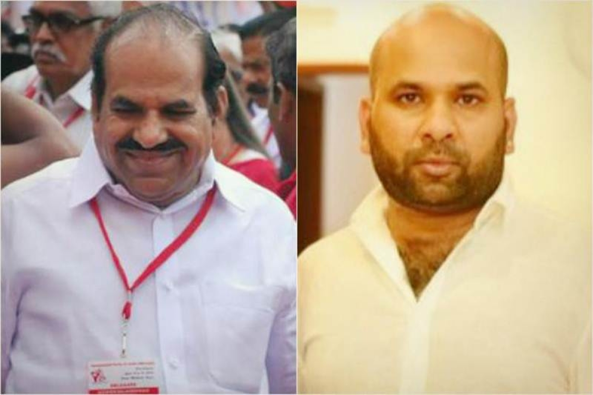 Kodiyeri may step aside to deal with son's mafia links