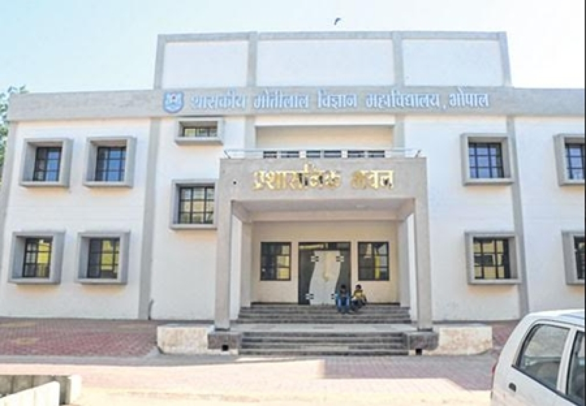 Bhopal: Motilal science college waits for CM to inaugurate new building