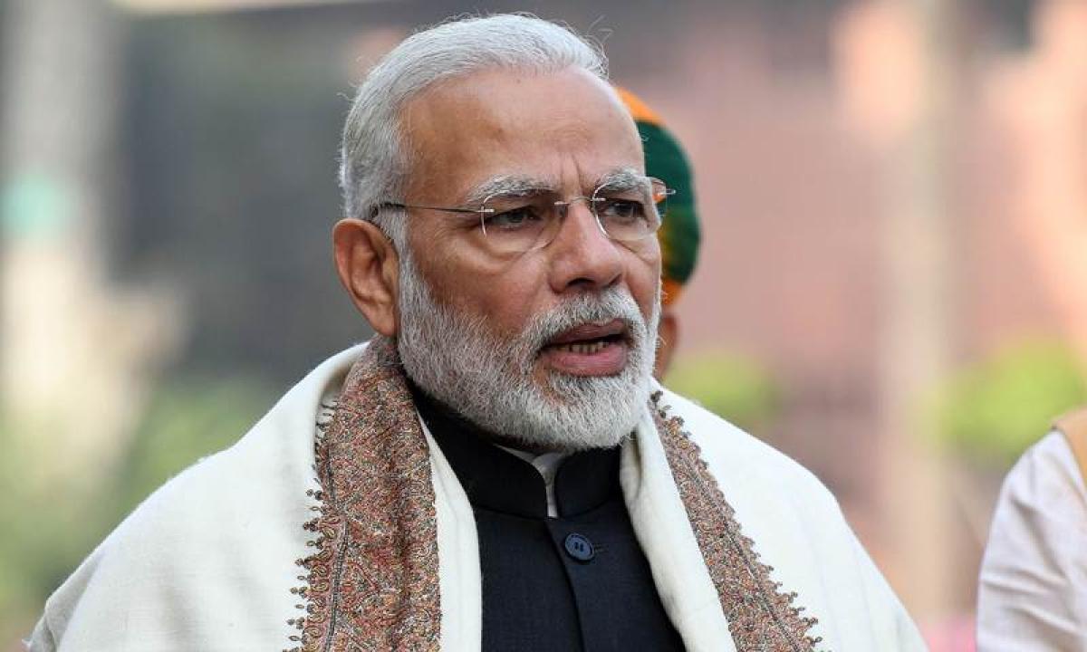 Watch Live:  PM Narendra Modi, King Abdullah II deliver speech at Vigyan Bhavan