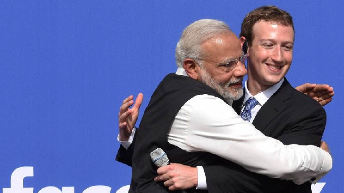 Why Facebook is bending a knee for Modi govt
