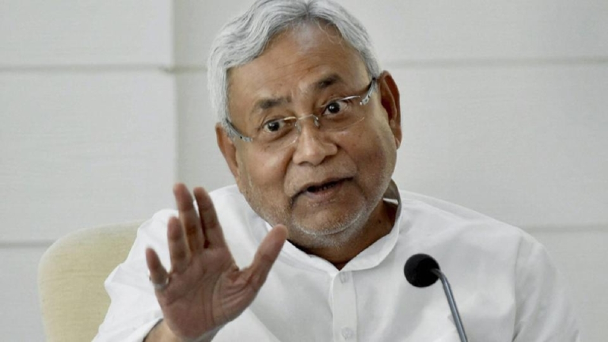 JDU will not contest any seat in Bihar by-poll next month: CM Nitish Kumar