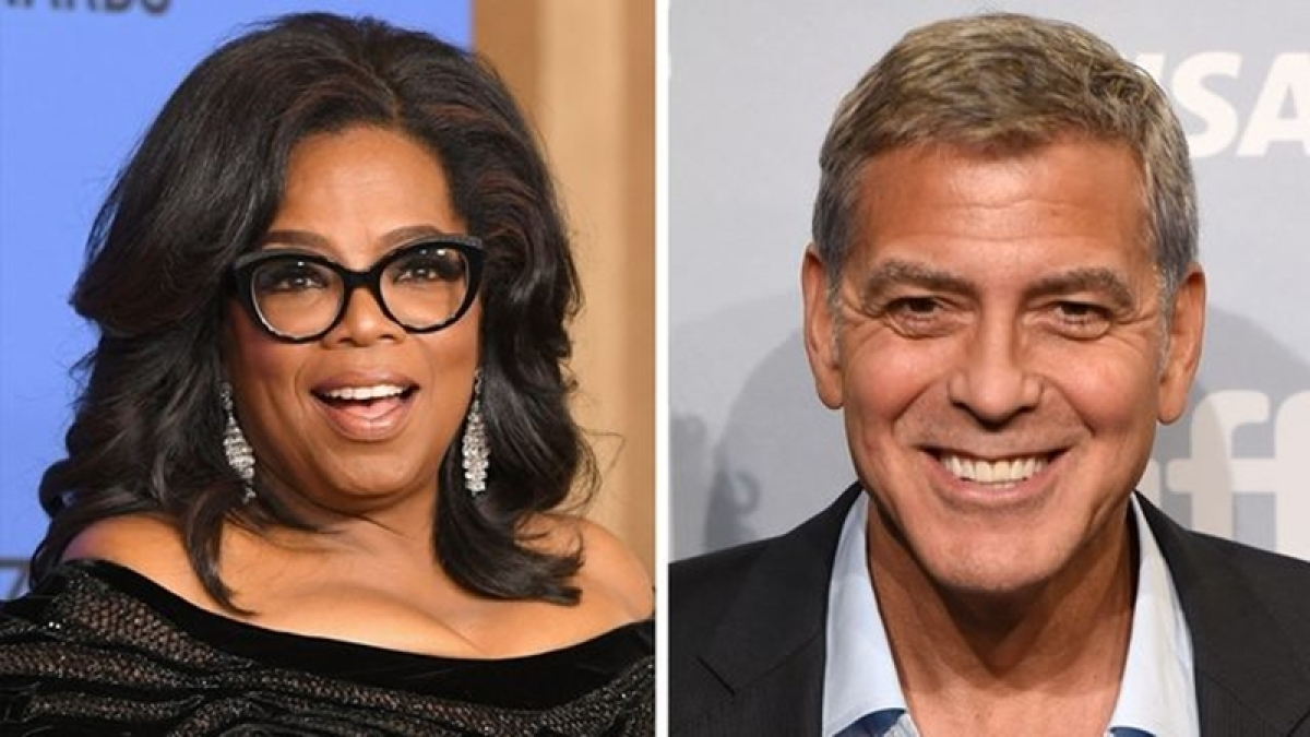 Oprah Winfrey, George Clooney donate USD 1 mn against gun violence in US