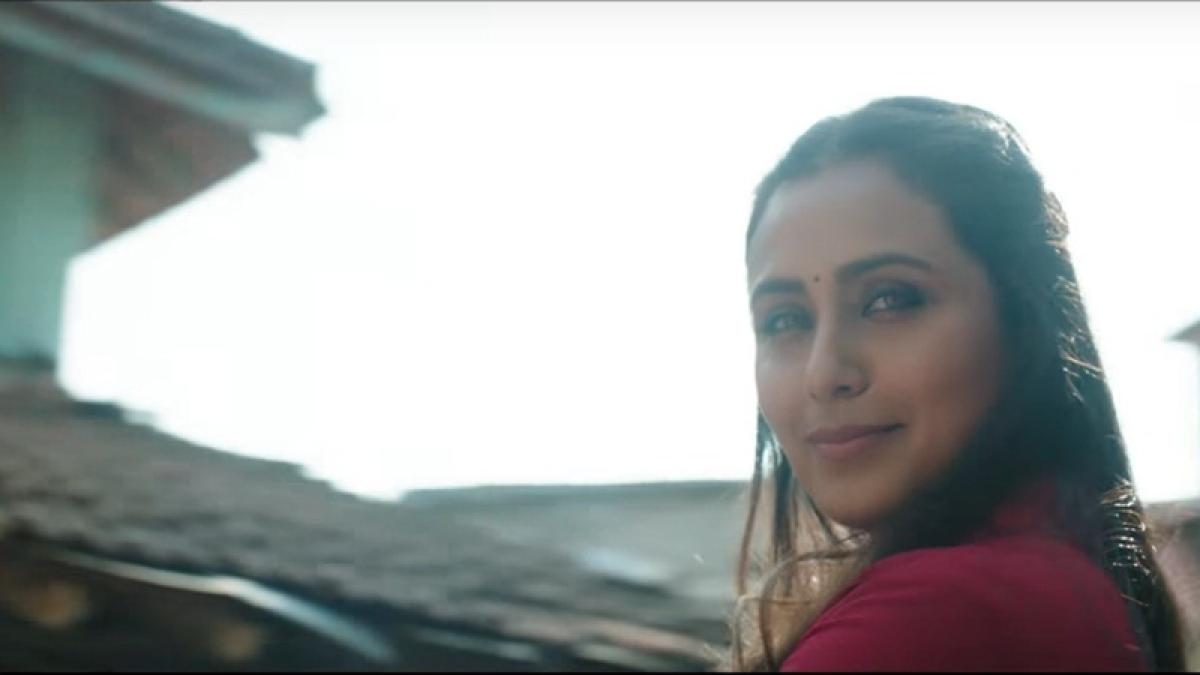 'Oye Hichki': Rani Mukerji addresses societal discrimination in new song, watch now
