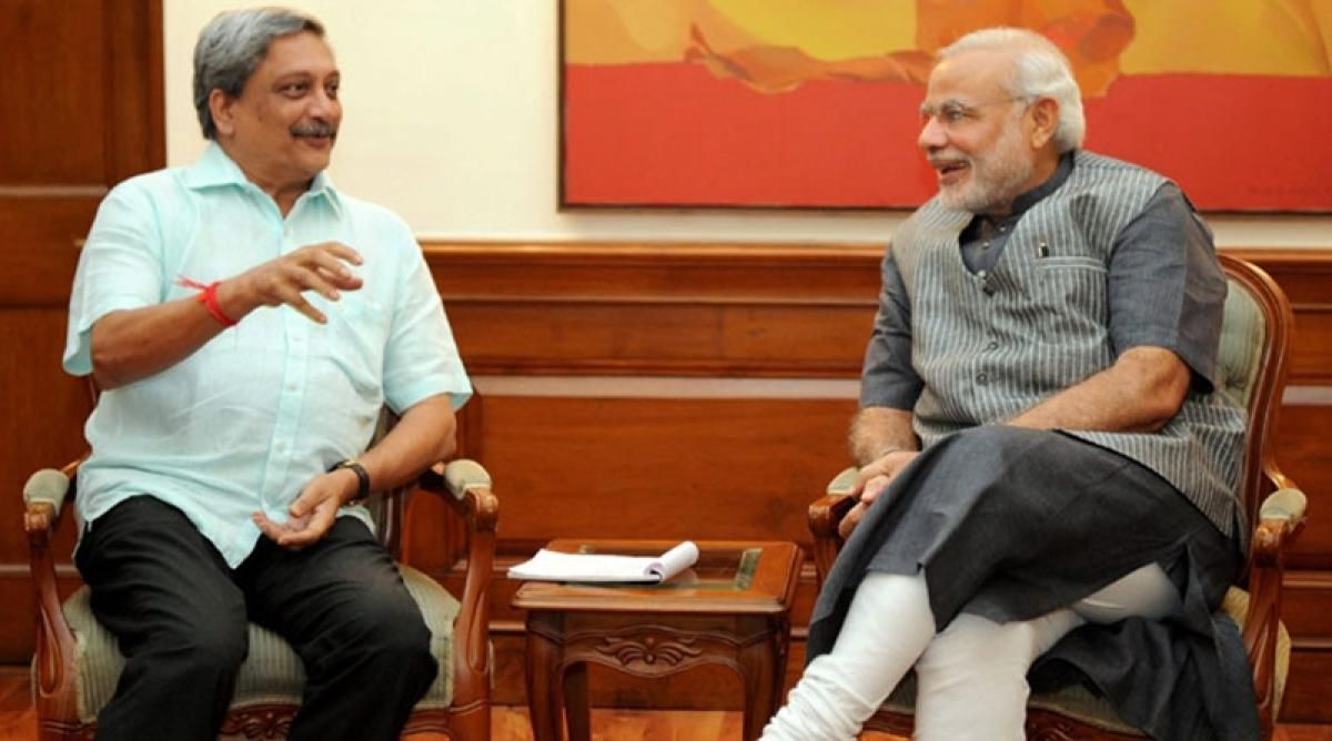 PM Narendra Modi calls Manohar Parrikar unparalleled leader, true patriot and exceptional administrator