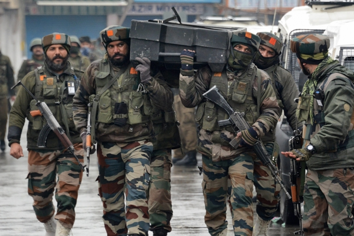 Jammu & Kashmir: CRPF trooper on leave killed by militants