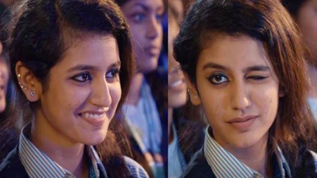 Watch Again! Priya Prakash Varrier's stunning 'Aankh Maare' expressions that made her Google's 'Most Searched Personality of Year'