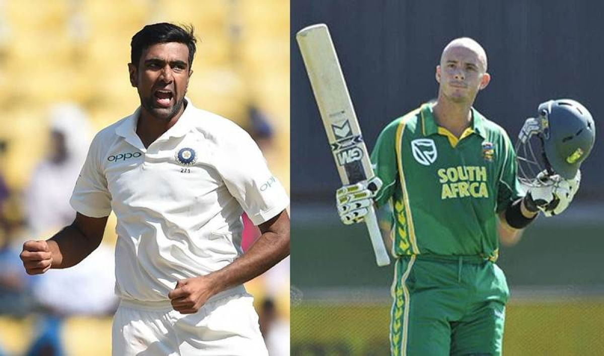 India vs South Africa: R Ashwin slams Herschelle Gibbs for match-fixing after latter's joke