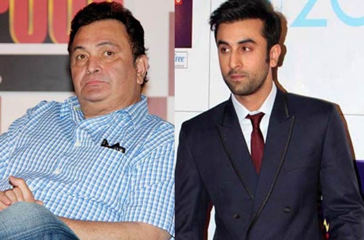 'Kasar reh gayi, work harder', says Rishi Kapoor after seeing son Ranbir's movies