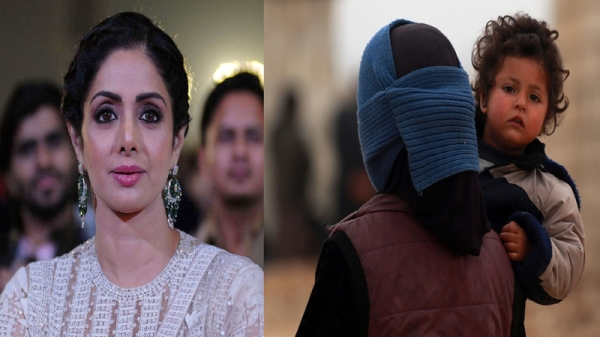 Sridevi and Syria: How Indian media 'killed' news