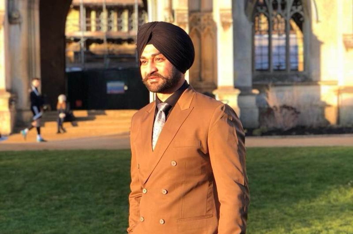 Ahead of Soorma's release Sandeep Singh become the first Indian Hockey Player to address the students at Cambridge University
