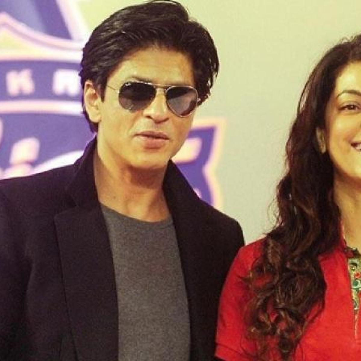 On Shah Rukh Khan's birthday, Juhi Chawla pledges to plant 500 trees for Cauvery Calling