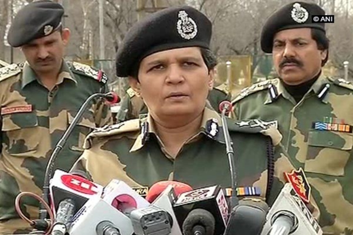 Pakistan doesn't want India to have a peaceful atmosphere: BSF