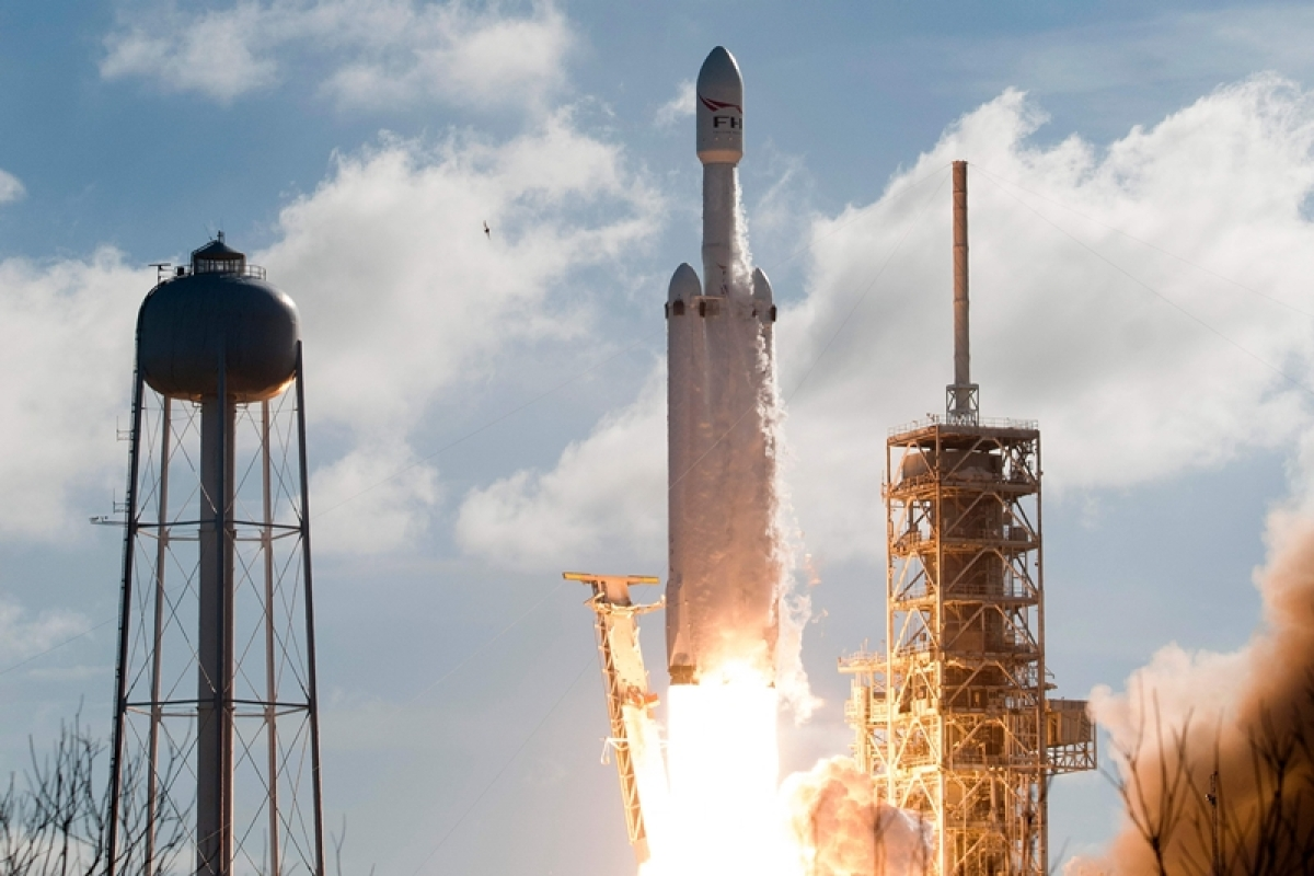 SpaceX's Falcon Heavy rocket launched: 10 high-flying facts to know about World's Biggest Rocket
