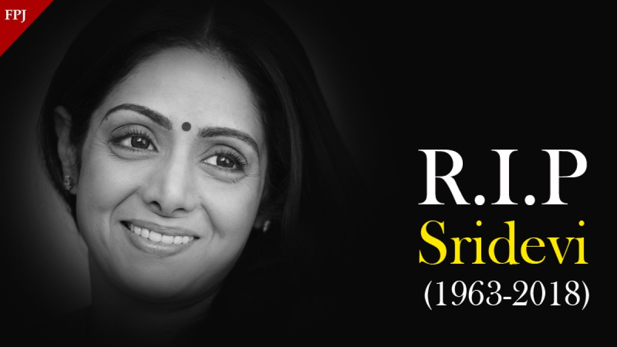 Sridevi's ashes to be immersed in Rameswaram today