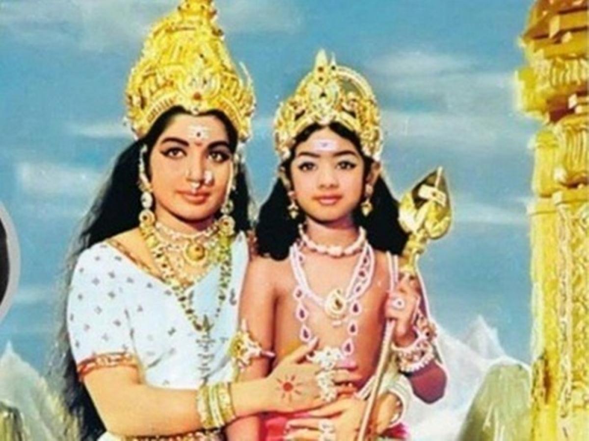 Sridevi Passes Away: When Jaya was Sridevi's co-actor