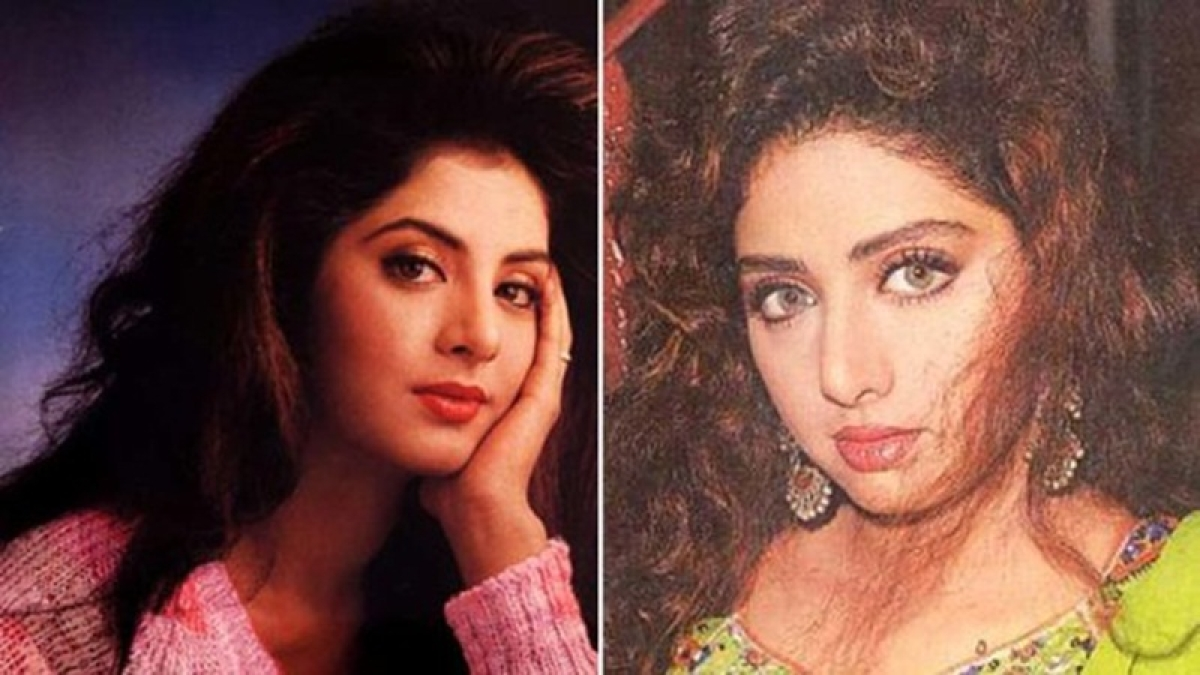 Sridevi would get stuck at same dialogue as Divya Bharti in 'Laadla'; and other mysterious connections between the two