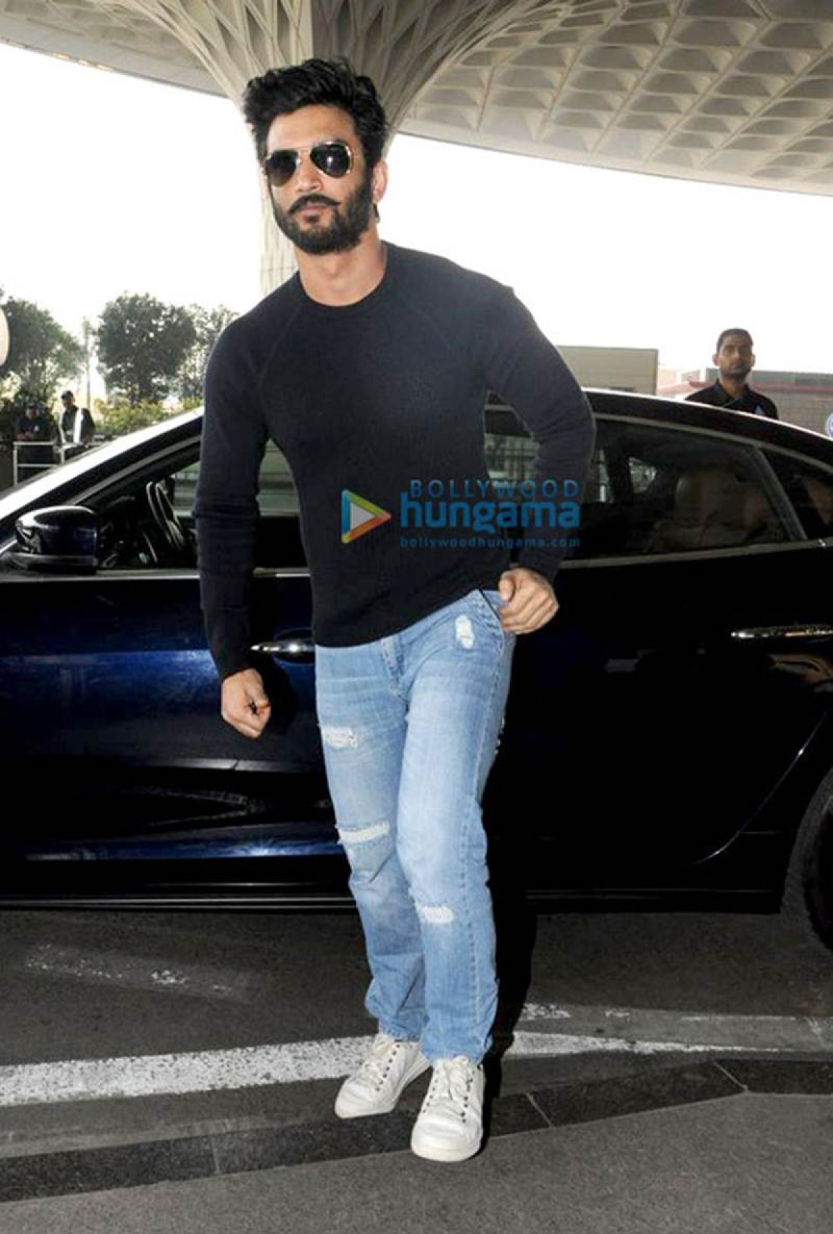 See pics: Sushant Singh Rajput sports the bearded avatar and is gaining attention for all the right reasons!