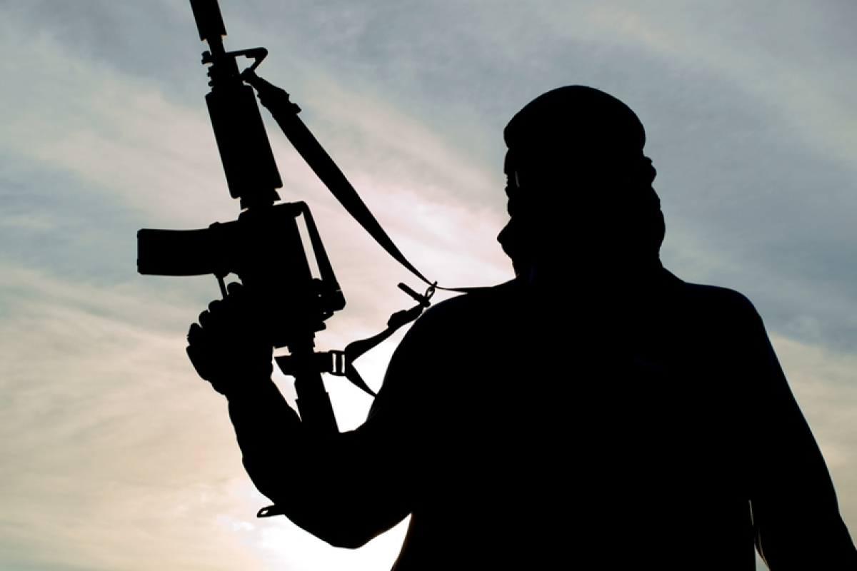 Terrorist gunned down in Shopian