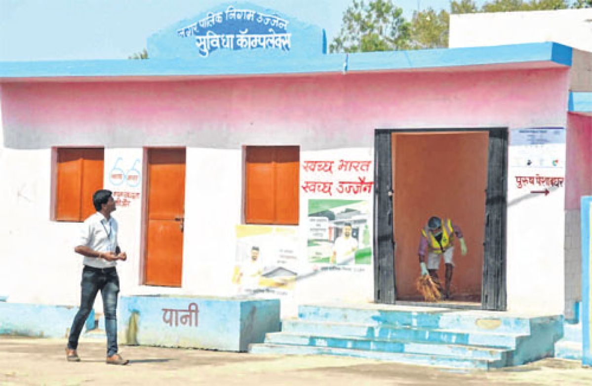 Ujjain: UMC 'eyewash' to impress Central Swachhta team continues, it's a 'farce' say residents