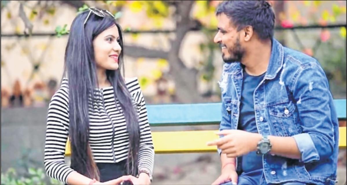 Ujjain: Priya Tiwari in popular You tube video