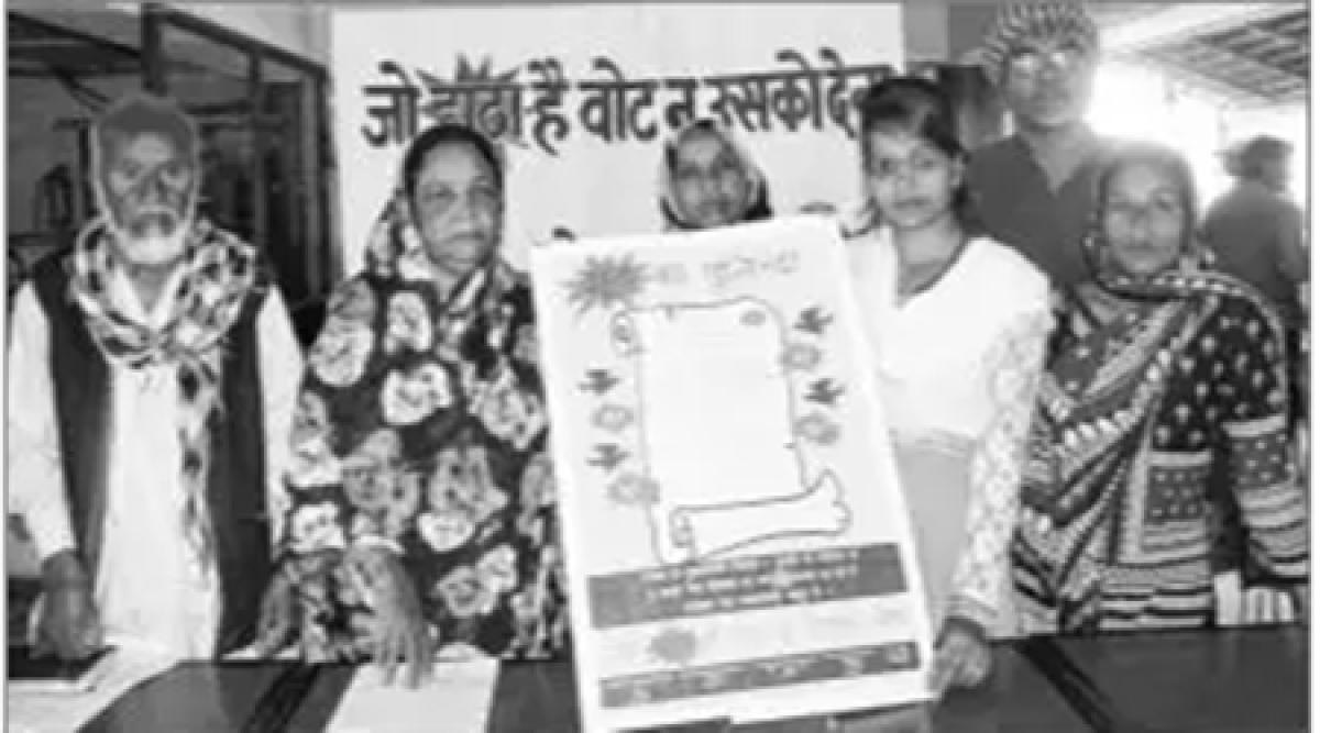 Bhopal: Union Carbide gas leak survivors to campaign against BJP