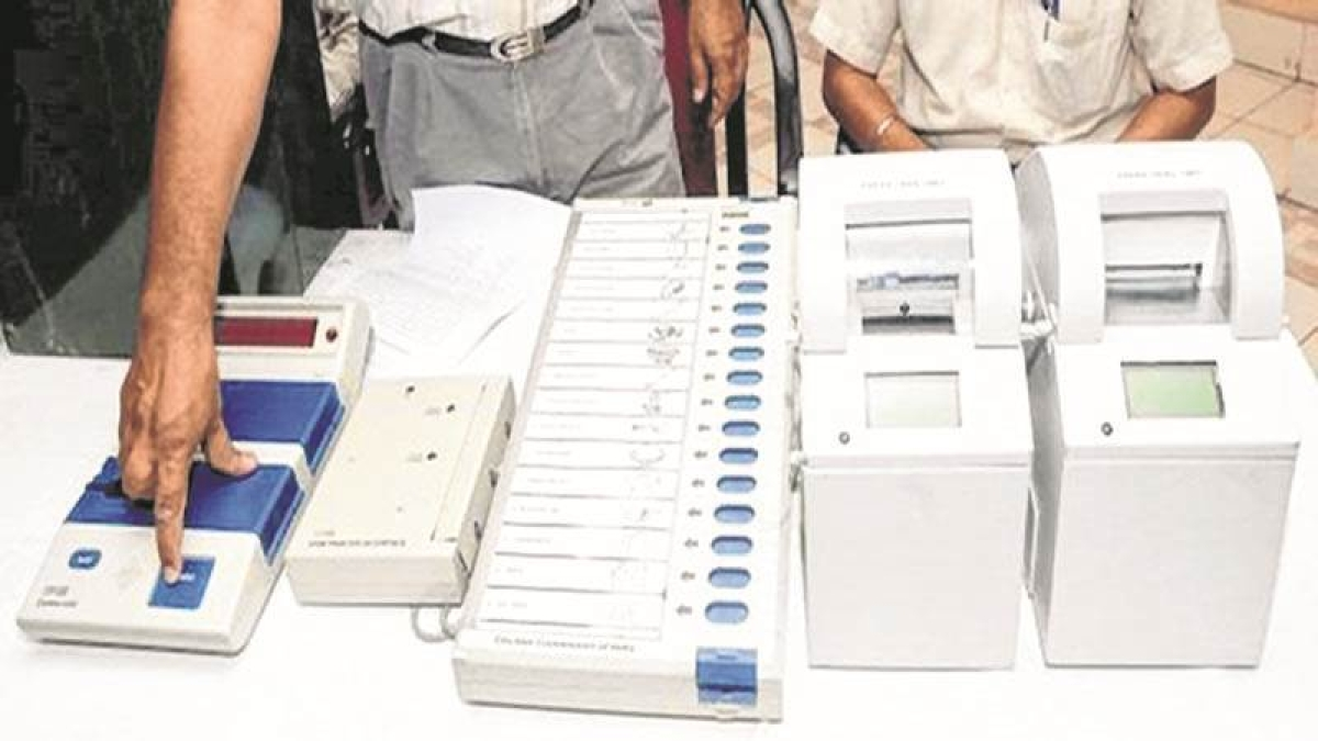 Use paper trail to make EVMs tamper-proof: Bombay High Court