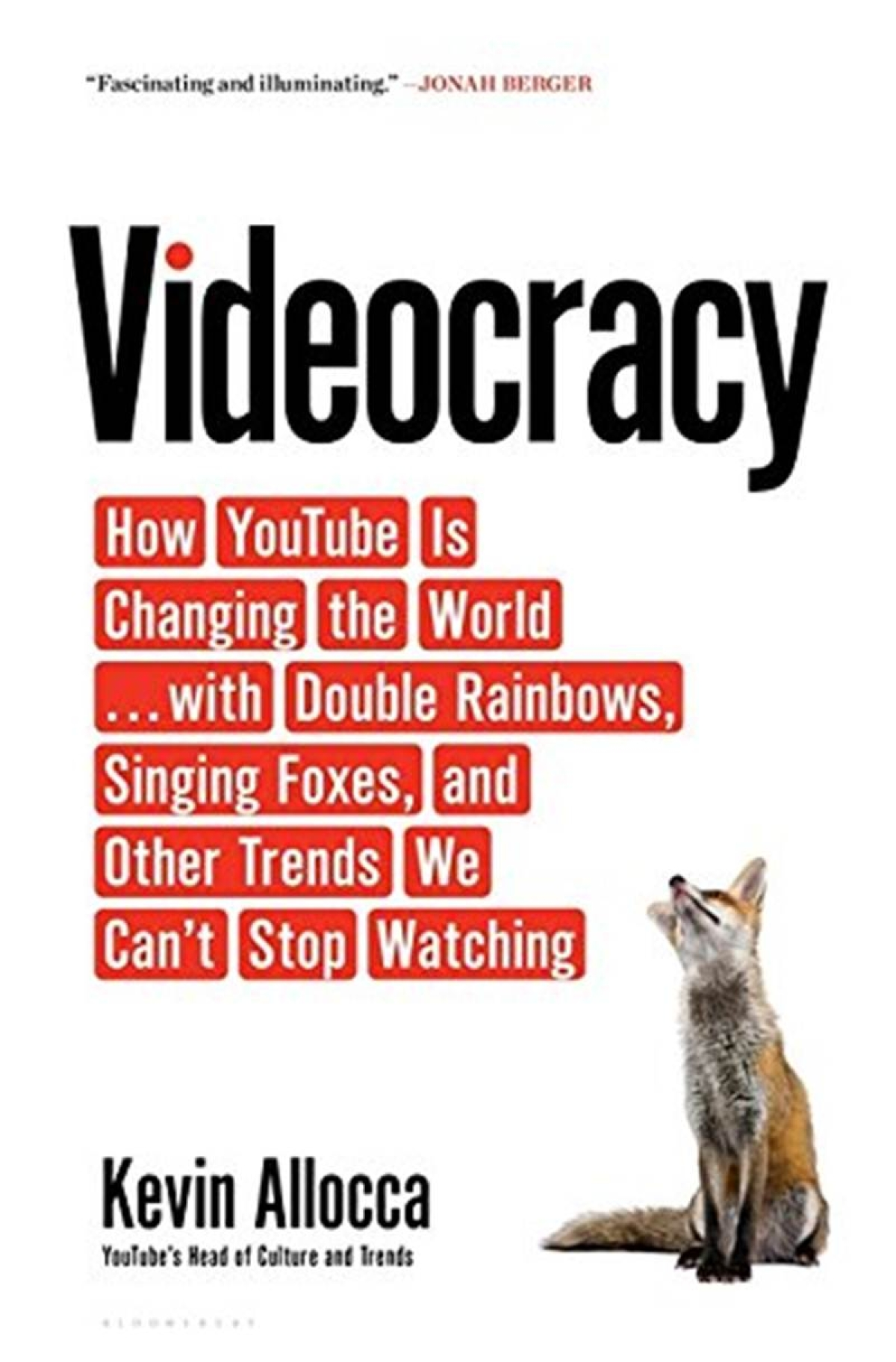 Videocracy…How YouTube is changing the World by Kevin Allocca: Review