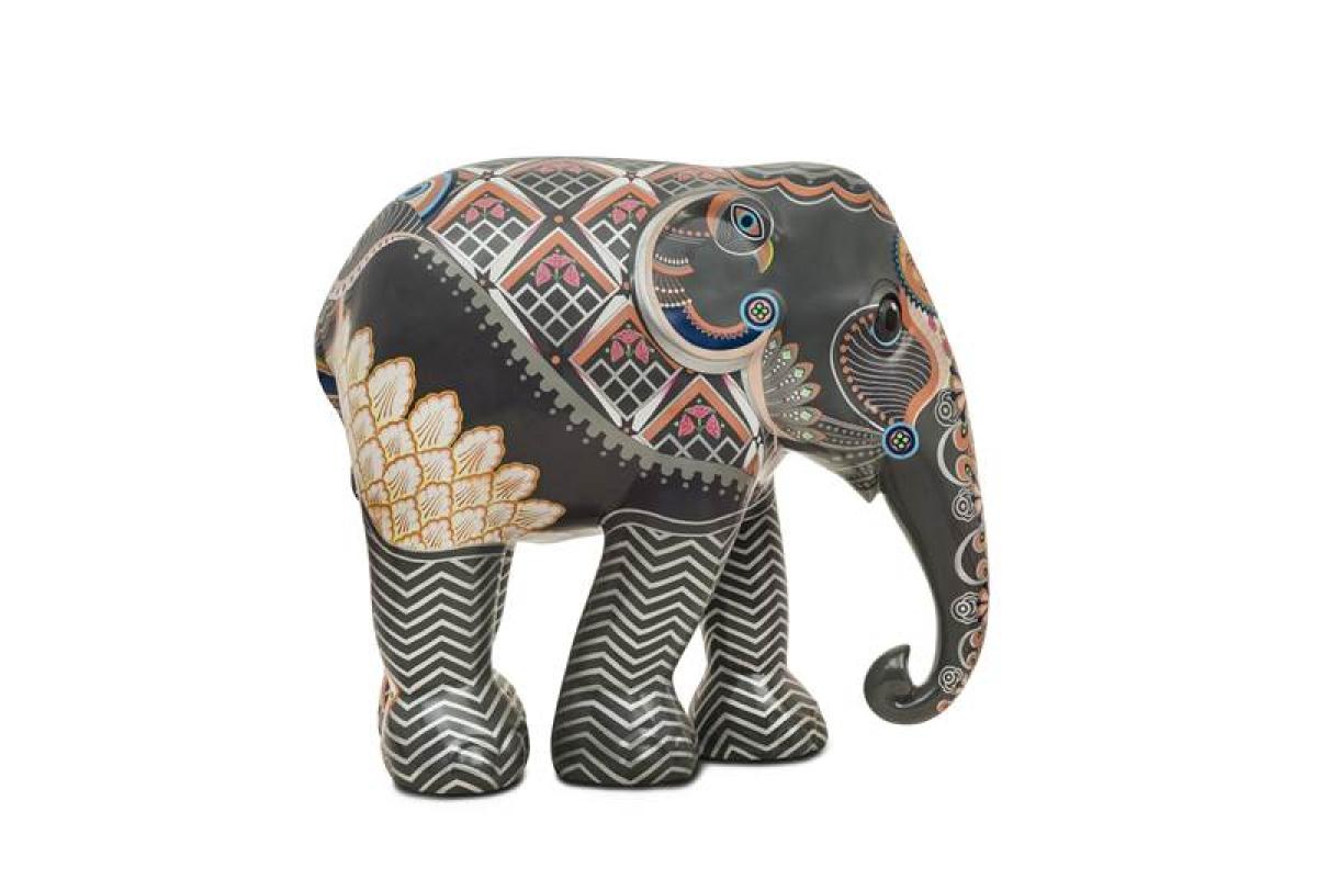 The Tribe Elephant by Amrapali